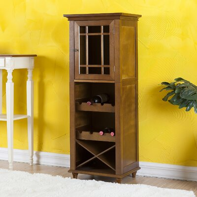 Neal 12 Bottle Wine Cabinet by Elegant Home Fashions