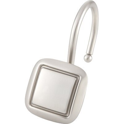 Elegant Home Fashions Square Shower Hook