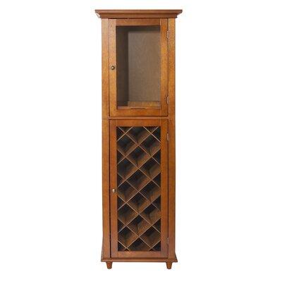 Napoli VI 16 Bottle Wine Cabinet by Elegant Home Fashions