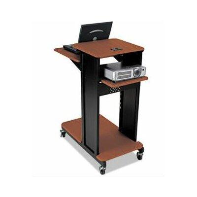 Balt Xtra Long Presentation AV Cart