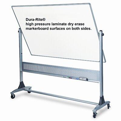 Balt Reversible Free Standing Whiteboard, 4' x 6'