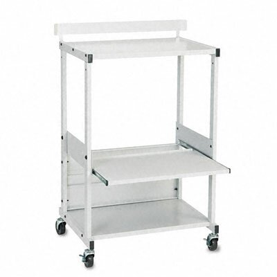 Balt BALT® Max Stax Dual Purpose Printer Stand with 3 Shelves