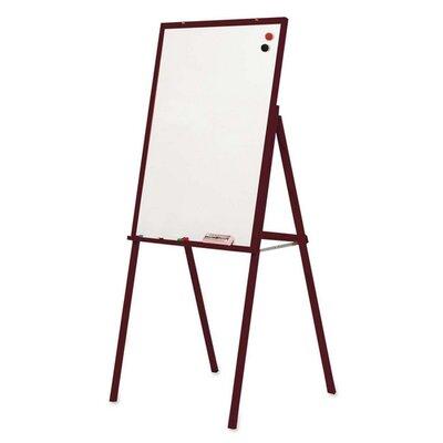 "Balt Wooden Presentation Easel, 30""x31-1/2""x69-1/2"", Mahogany"