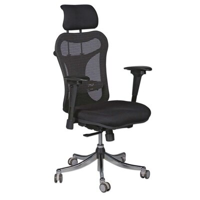 Balt Adjustable Height Conference Chair with Headrest