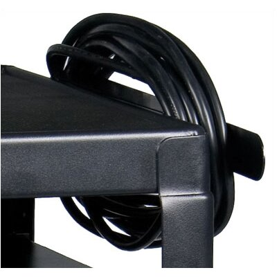Balt Dual Adjustable AV Cart