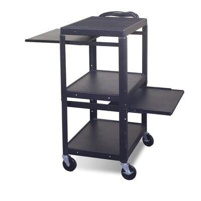 Balt Adjustable AV Cart