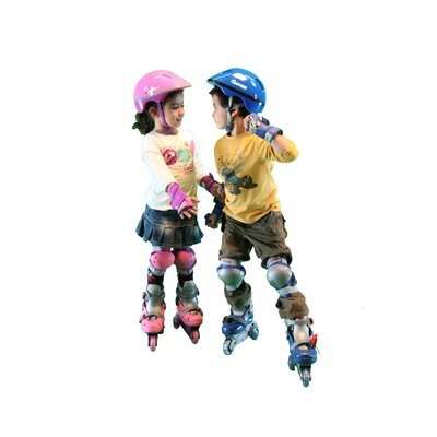 Chicago Skate Adjustable Boy's Inline Skates Training Set