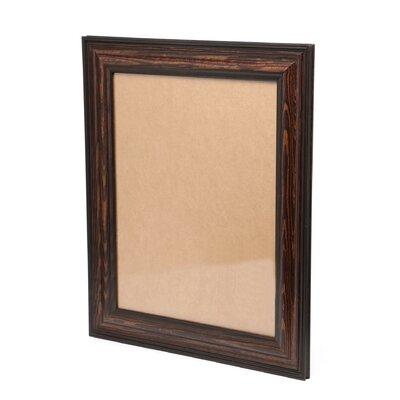 "Craig Frames Inc. 2.5"" Wide Real Wood Distressed Picture Frame / Poster Frame"