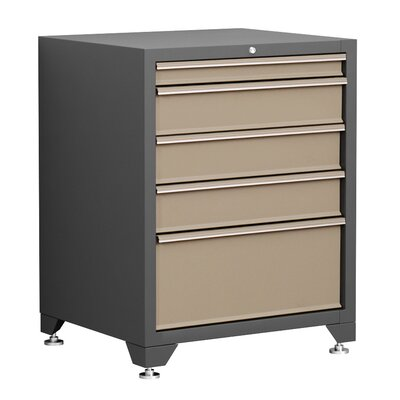 "NewAge Products Pro Series 28"" W 5 Drawer Bottom Cabinet"
