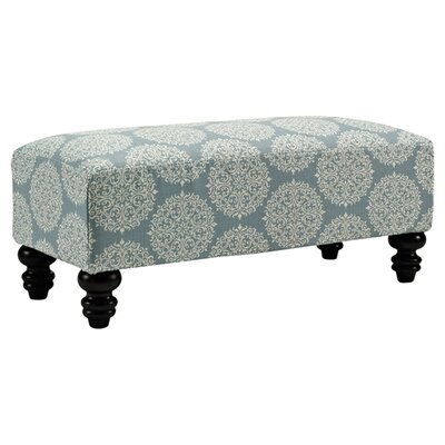 Gabrielle Phoenix Cocktail Ottoman by Andover Mills