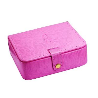 Budd Leather Jewelry Box