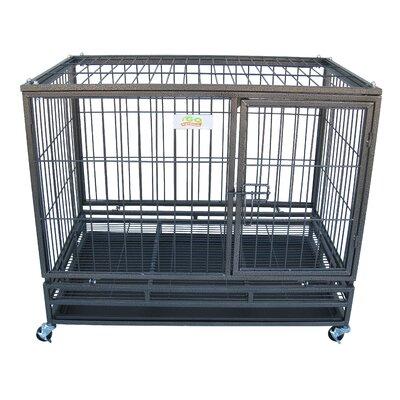 Go Pet Club Steel Pet Crate