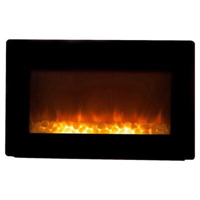 Wall Mounted Electric Fireplace by Fire Sense