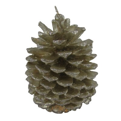 Horizons East Realistic Pinecone Candle