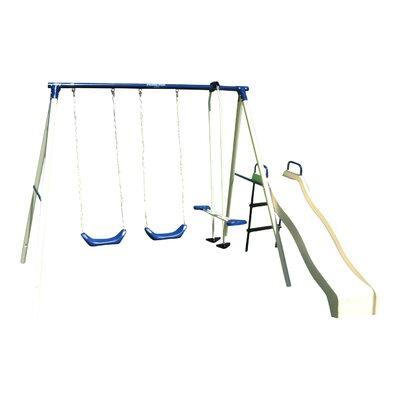 Swing N Glide Gym Swing Set Product Photo