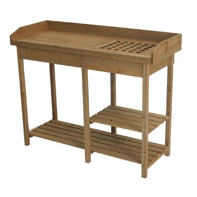 Potting Bench Table by Algreen