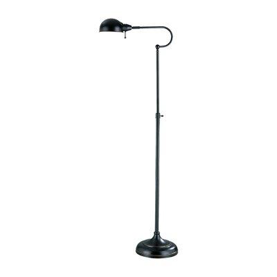 Lite source classic metal reading floor lamp reviews for Reading floor lamp reviews