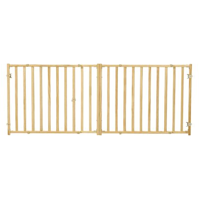 Extra Wide Rail & Baluster Pet Gate by Midwest Homes For Pets