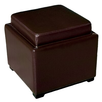 Orsino Cube Storage Ottoman by Wholesale Interiors