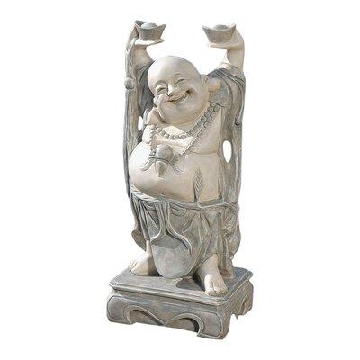 Design Toscano Jolly Hotei Buddha Statue