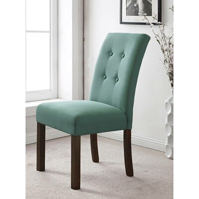 Republic Upholstered Parsons Chair by HomePop