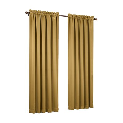 Groton Single Curtain Panel Product Photo