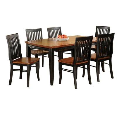 Pedrina 7 Piece Dining Set by Hokku Designs