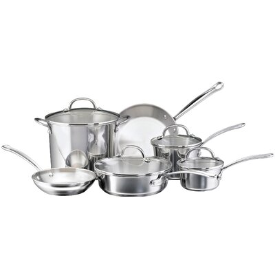 Farberware Millennium 10 Piece Cookware Set