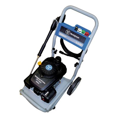 2500 PSI Power Pressure Washer by Westinghouse Power Products