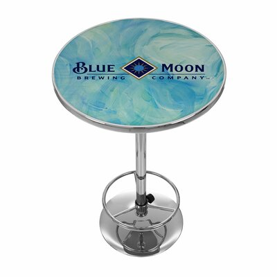 Trademark Global Blue Moon Pub Table