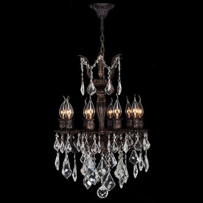 Versailles 10 Light Crystal Chandelier Product Photo