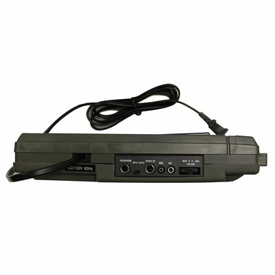 Hamilton Electronics Cassette Recorder with 2 Jacks