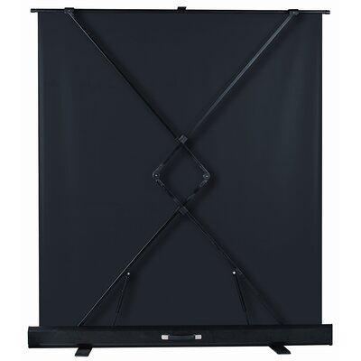"""Buhl Matte White 61"""" Diagonal Portable Projection Screen"""
