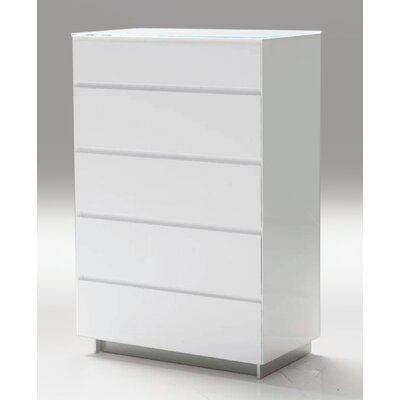Mobital FinishSavvy 5 Drawer Chest