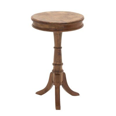 Exquisite and Rare Pedestal Telephone Table by Woodland Imports