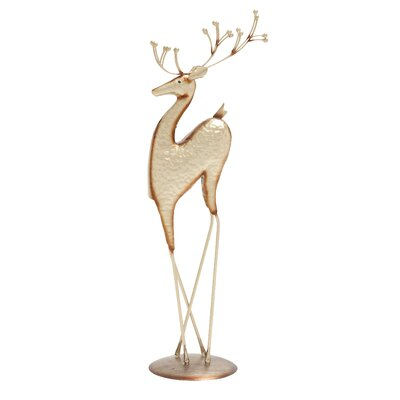 Graceful Deer Figurine by Woodland Imports