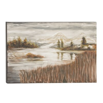 Photographic Print on Canvas by Woodland Imports