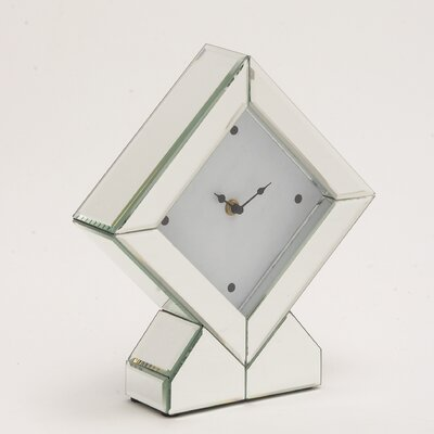 Table Clock by Woodland Imports