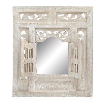 Woodland Imports Décor Wall Mirror