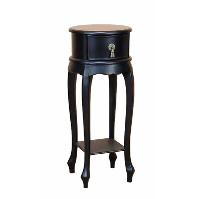 Multi-Tiered Telephone Table by Woodland Imports