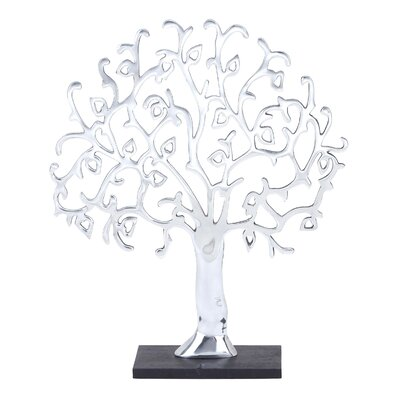 Decor Tree Sculpture by Woodland Imports