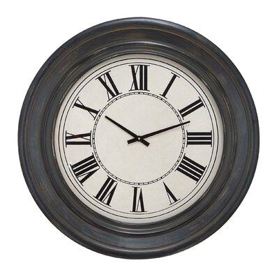 """Woodland Imports Oversized 32"""" Wall Clock"""