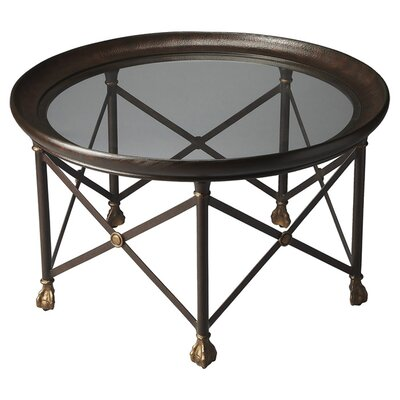 Metalworks Richton Coffee Table by Butler