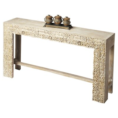 Artifacts Console Table by Butler