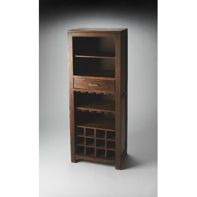 Loft Hewett Bar Cabinet by Butler