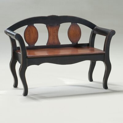 Prescott Wooden Bench by Butler