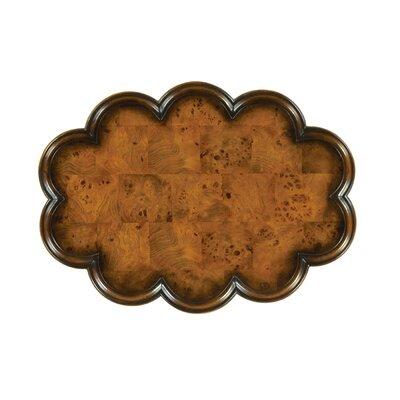 Butler Masterpiece Scalloped End Table