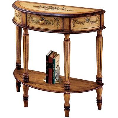 Butler Artist's Originals Demilune Console Table