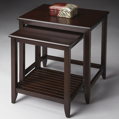 Loft 2 Piece Nesting Tables by Butler