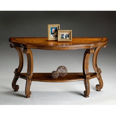 Connoisseur's Console Table by Butler